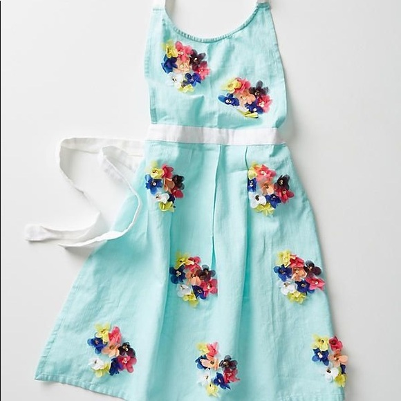 Anthropologie Other - 💐HP💐Anthropologie Colorful Paillette Apron